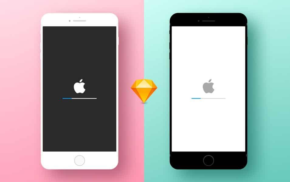 50+ IPhone 7 Mockup Designs » CSS Author.