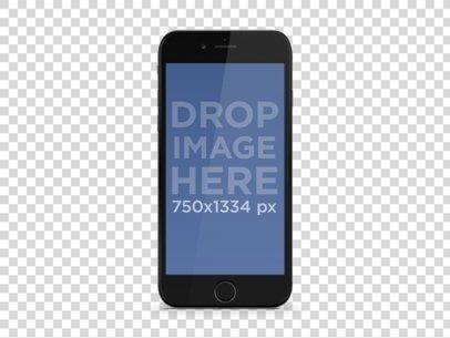 iPhone 7 Mockup Generator.