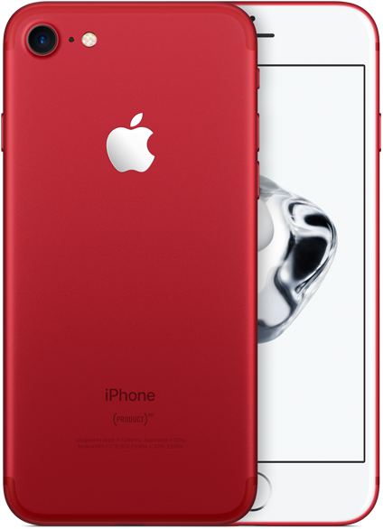 Apple iPhone 7 (PRODUCT)RED (A1660): características, especificaciones y  precios.