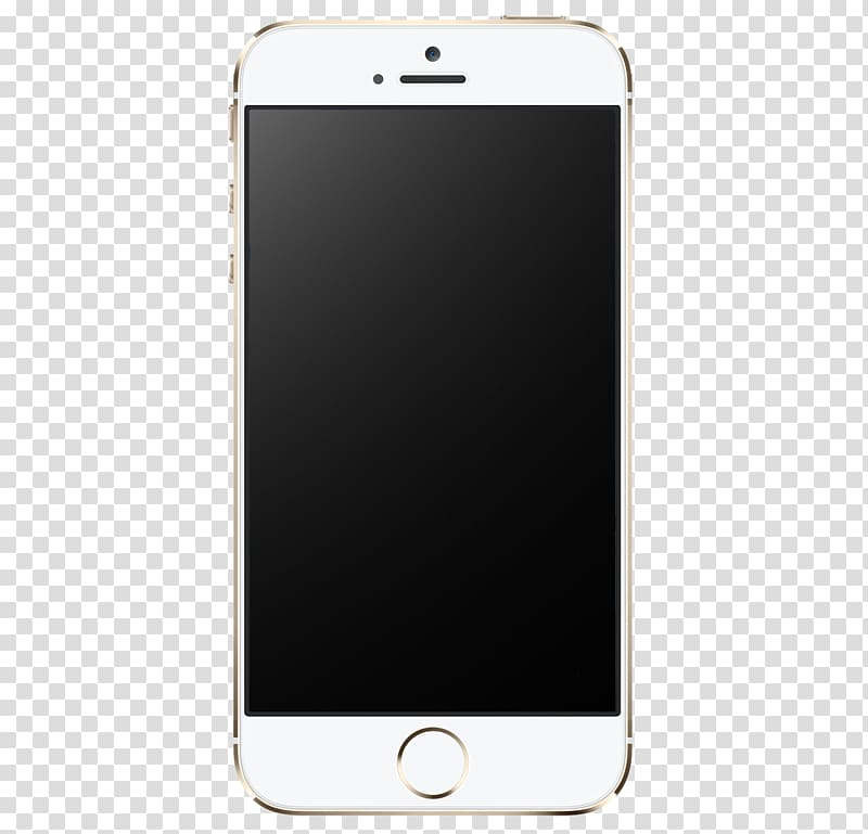 Gold iPhone 7 displaying black screen, iPhone 7 Plus IPhone 8 Plus.