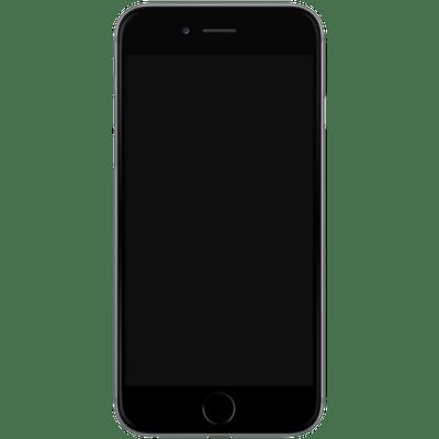 Iphone 7 Template transparent PNG.