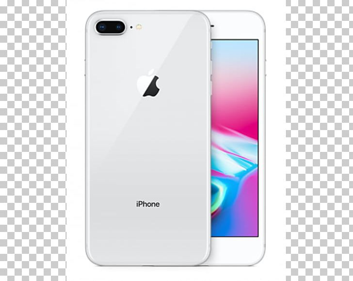 Apple IPhone 7 Plus IPhone X Smartphone Silver PNG, Clipart.