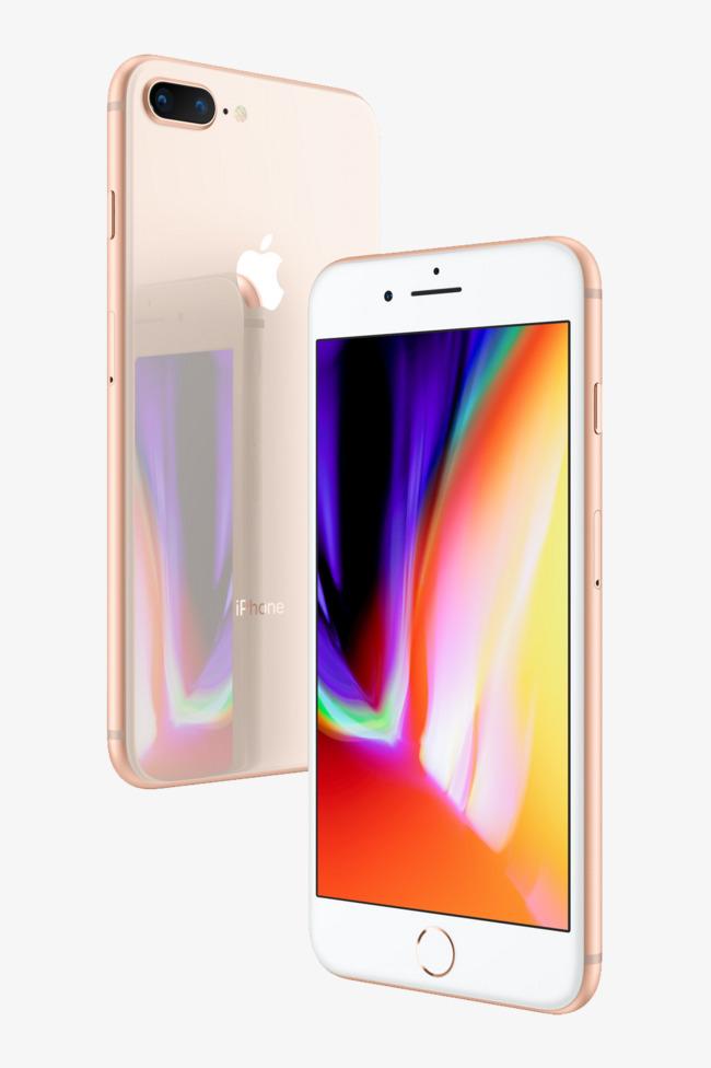 Iphone 8 Plus Clipart.