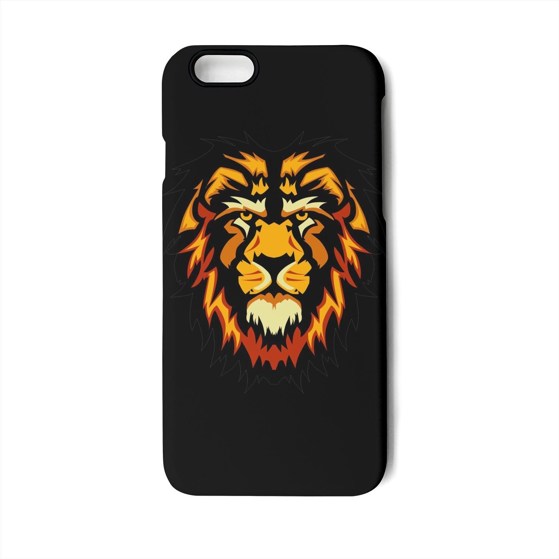 Amazon.com: Lion Logo Roar Clip art fashion design iphone 7.