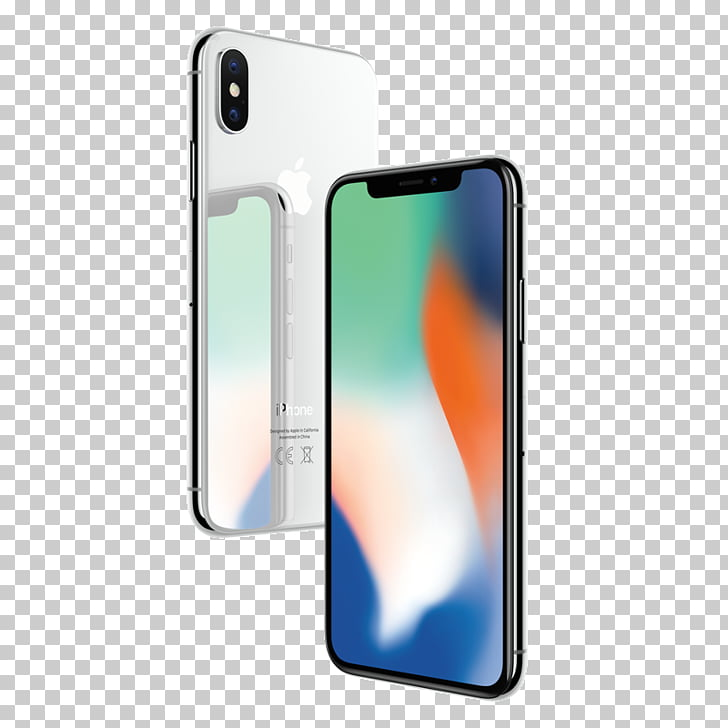 IPhone 8 Apple iPhone x 64GB Silver Smartphone 64 gb, iphone.