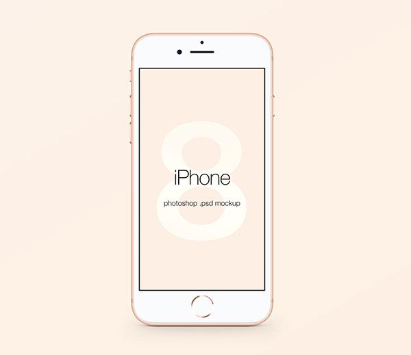 10+ Latest Free Apple iPhone 8 & 8 Plus Sketch & PSD Mockup Templates.