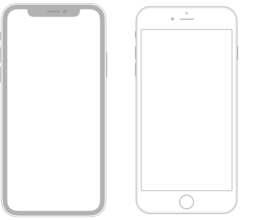 reMarkable iPhone Templates.