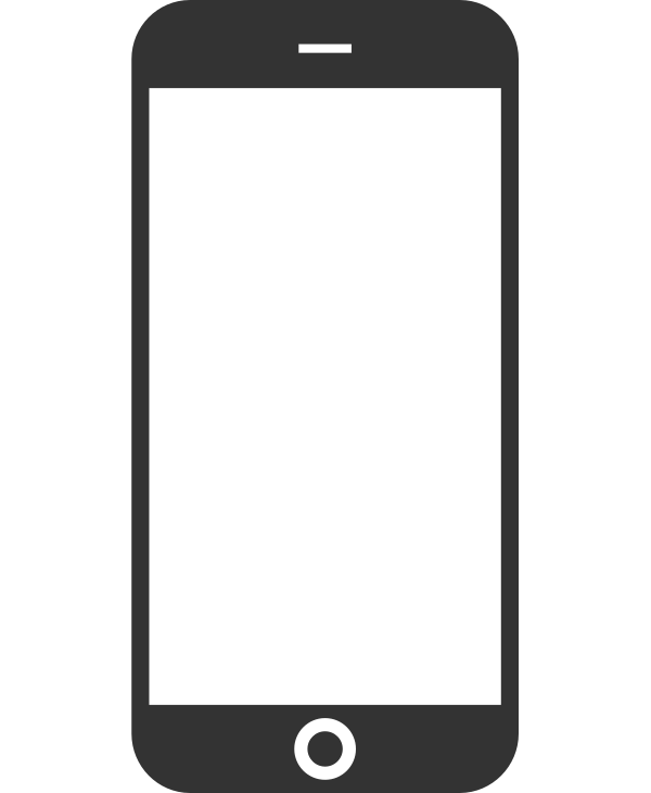 Iphone 8 Silhouette.