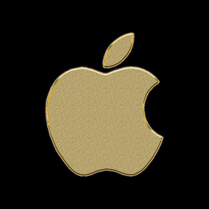 Apple Iphone Logo.