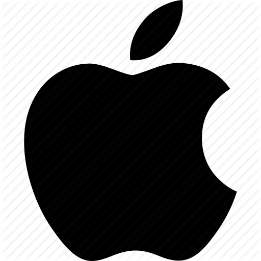 Gold Iphone Apple Logo Png Images.