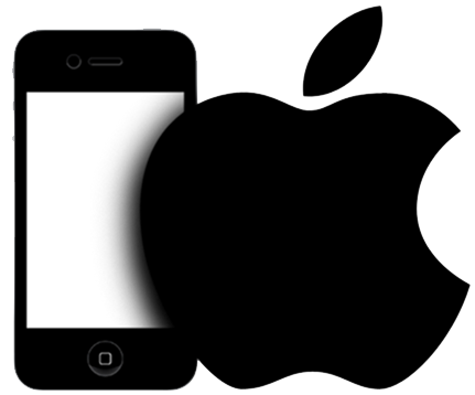 Download IPhone Apple PNG Image.