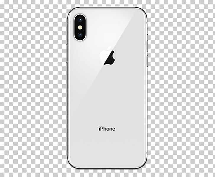 Apple A11 Face ID 4G, Iphone x back PNG clipart.
