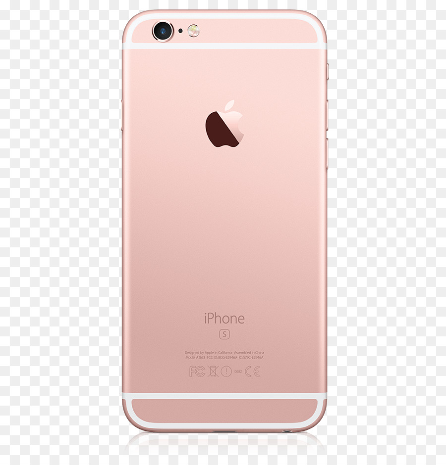 iPhone 6s Plus Apple Telephone Rose Gold.