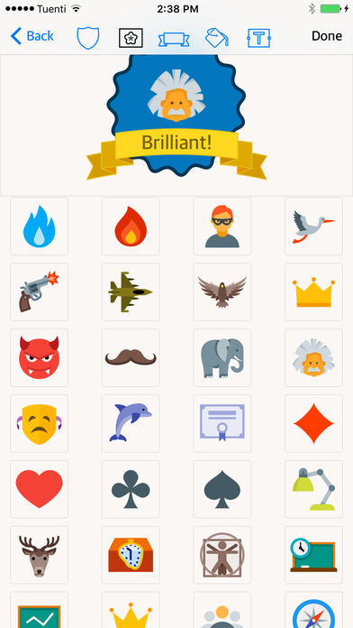Classroom Badge Maker by iDoceo on the App Store.