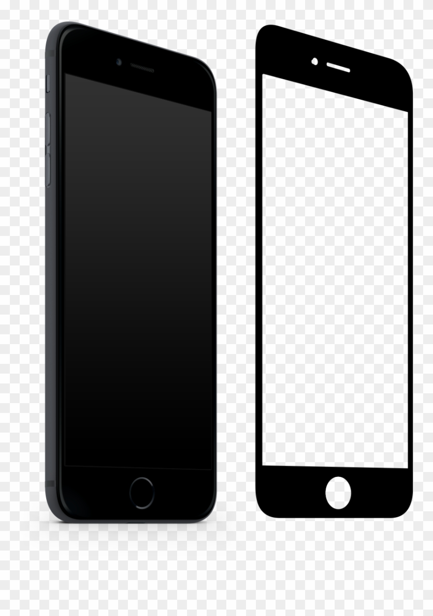Iphone 7 Clipart Transparent Background.