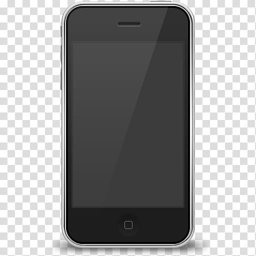 IPhone, black iPhone transparent background PNG clipart.