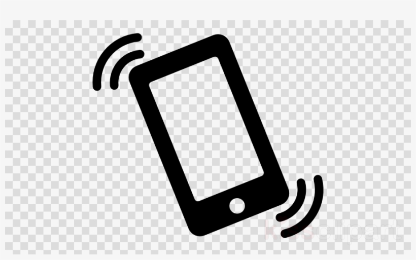 Mobile Phone Icon Clipart Ringing Iphone Clip Art.