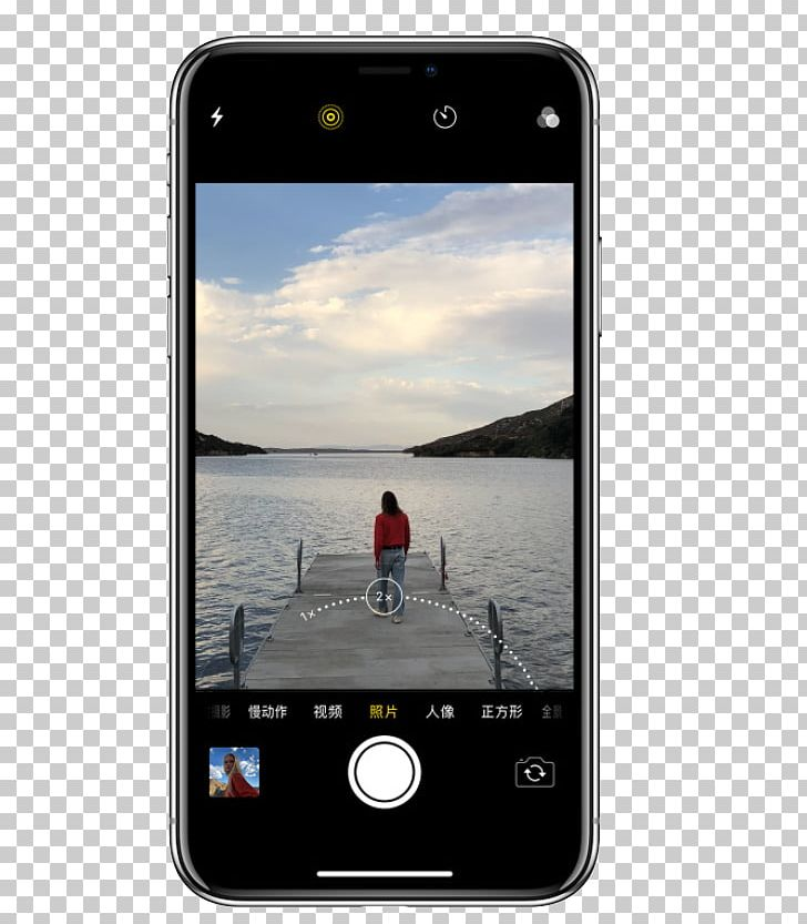 IPhone X IPhone 8 Zoom Lens Camera Apple A11 PNG, Clipart, App.