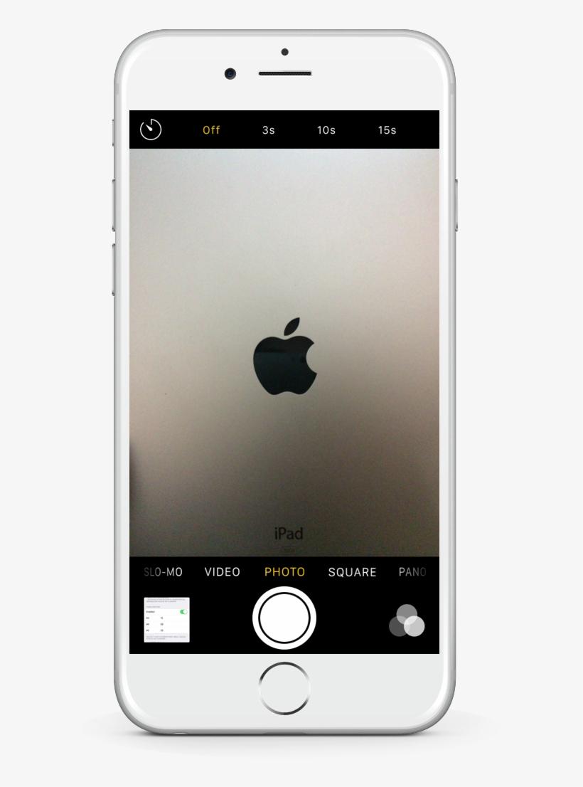 Transparent Camera Iphone.