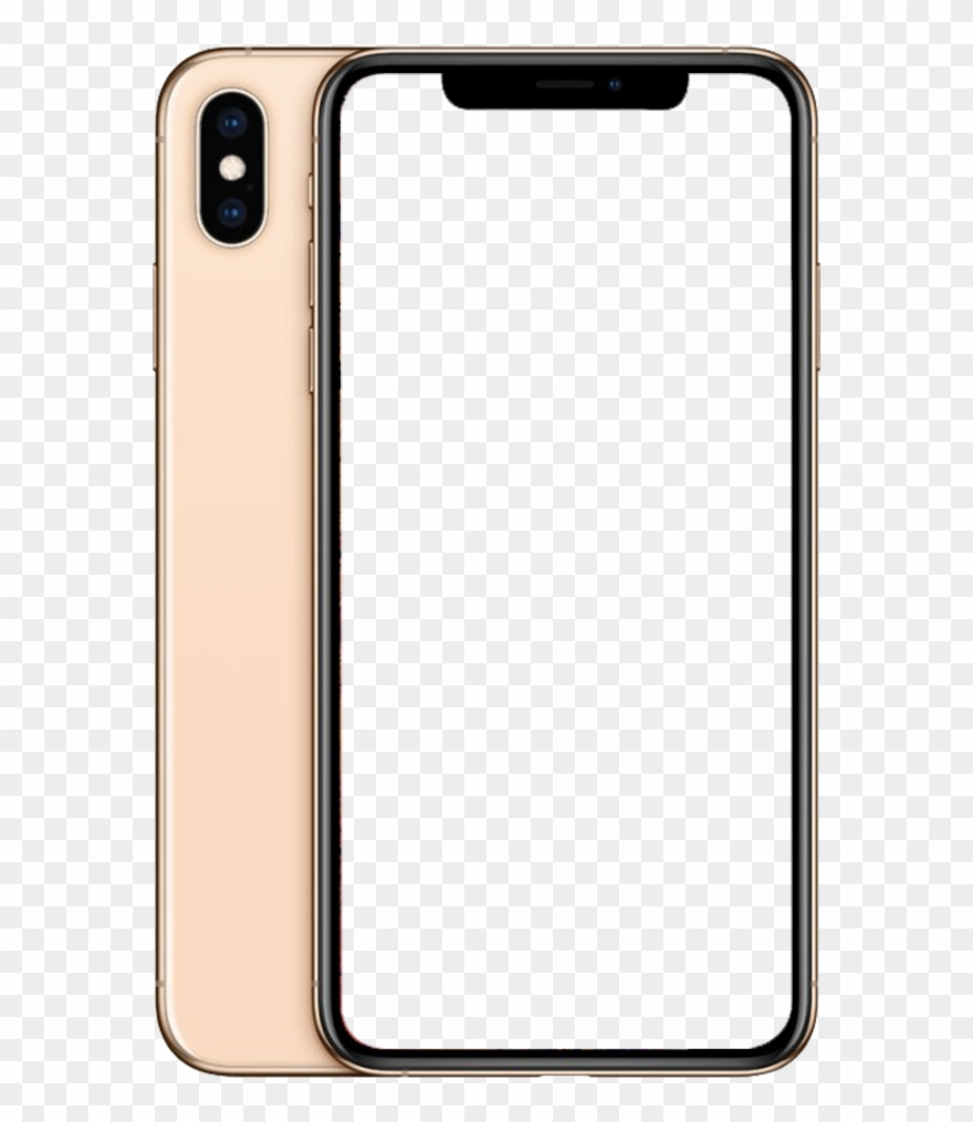 Apple Iphone Xs Max Png Image.