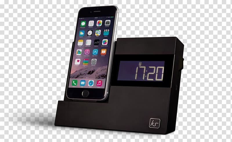 IPhone X Lightning KitSound XDock 3 Alarm Clocks Radio.