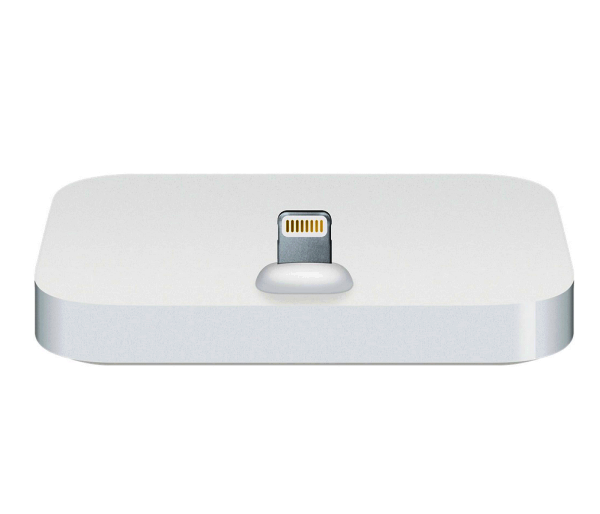Apple resurrects the iPhone dock, adds Lightning connector — still.