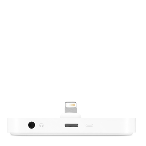 iPhone Lightning Dock.