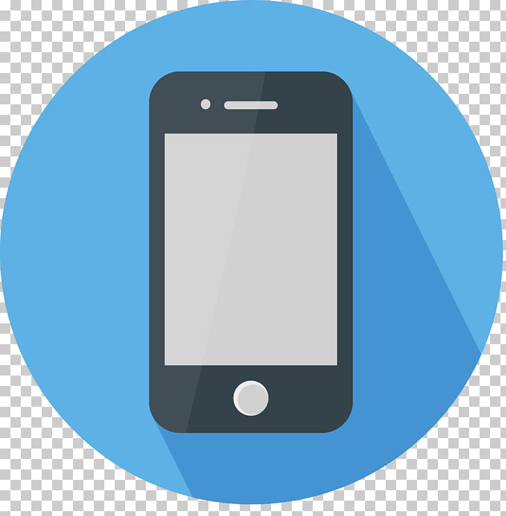 IPhone Computer Icons Flat design , Flat PNG clipart.