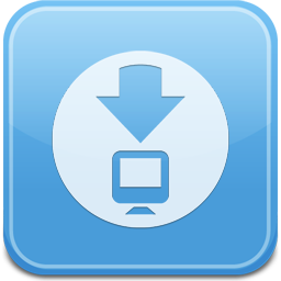 Downloads Folder Icon.