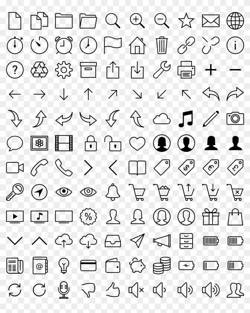 Ios 7 Icons.