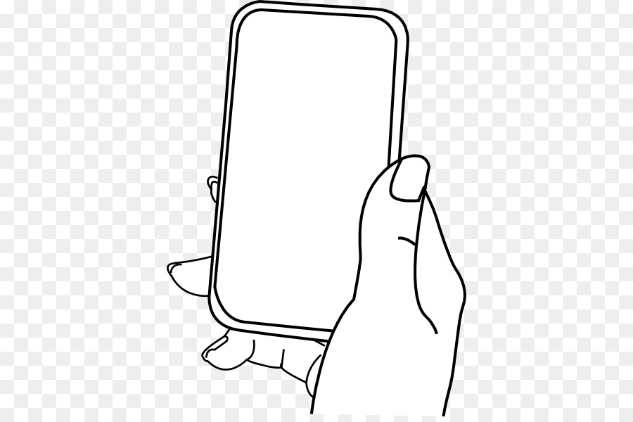 Smartphone Cartoon clipart.
