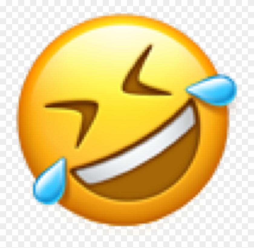 Iphone Emoji Laughing Crying Freetoedit.