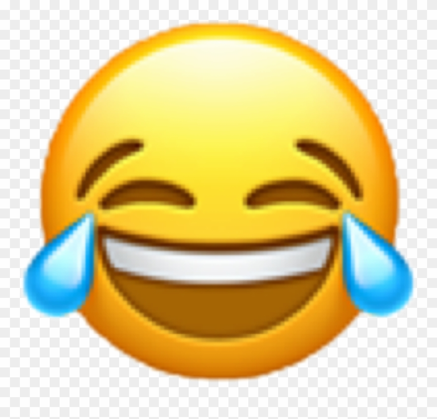 Laughing Emoji Transparent Pictures To Pin On Pinterest.