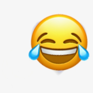 laughingemoji #tearsofjoy #lol #tears #emoji #iphone.