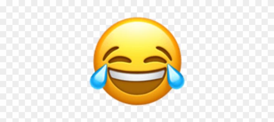 Emoji Iphone Laught Lol Emotions.