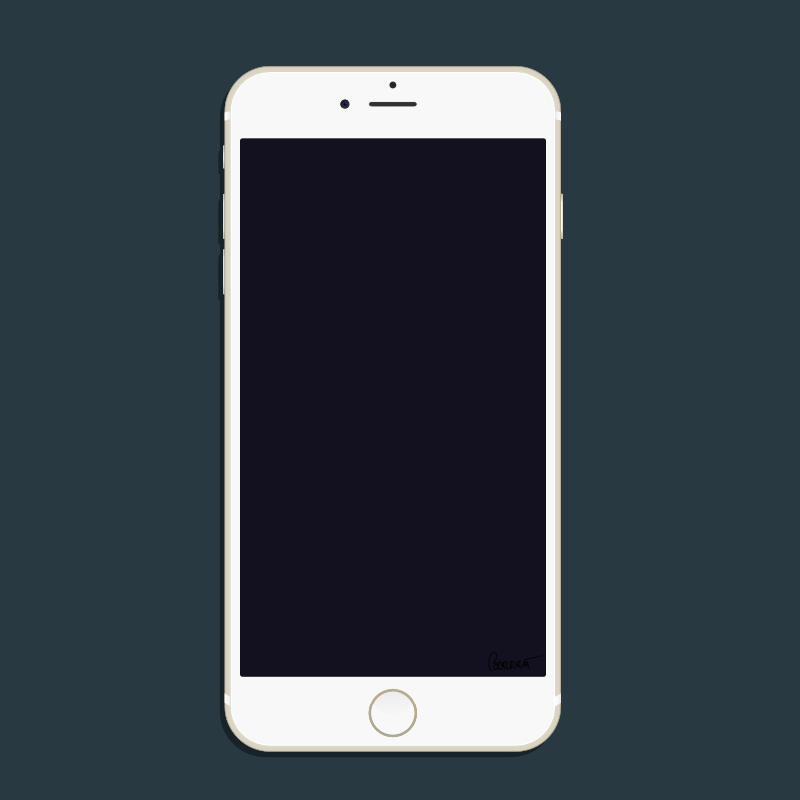 Iphone 6s Clipart Size.