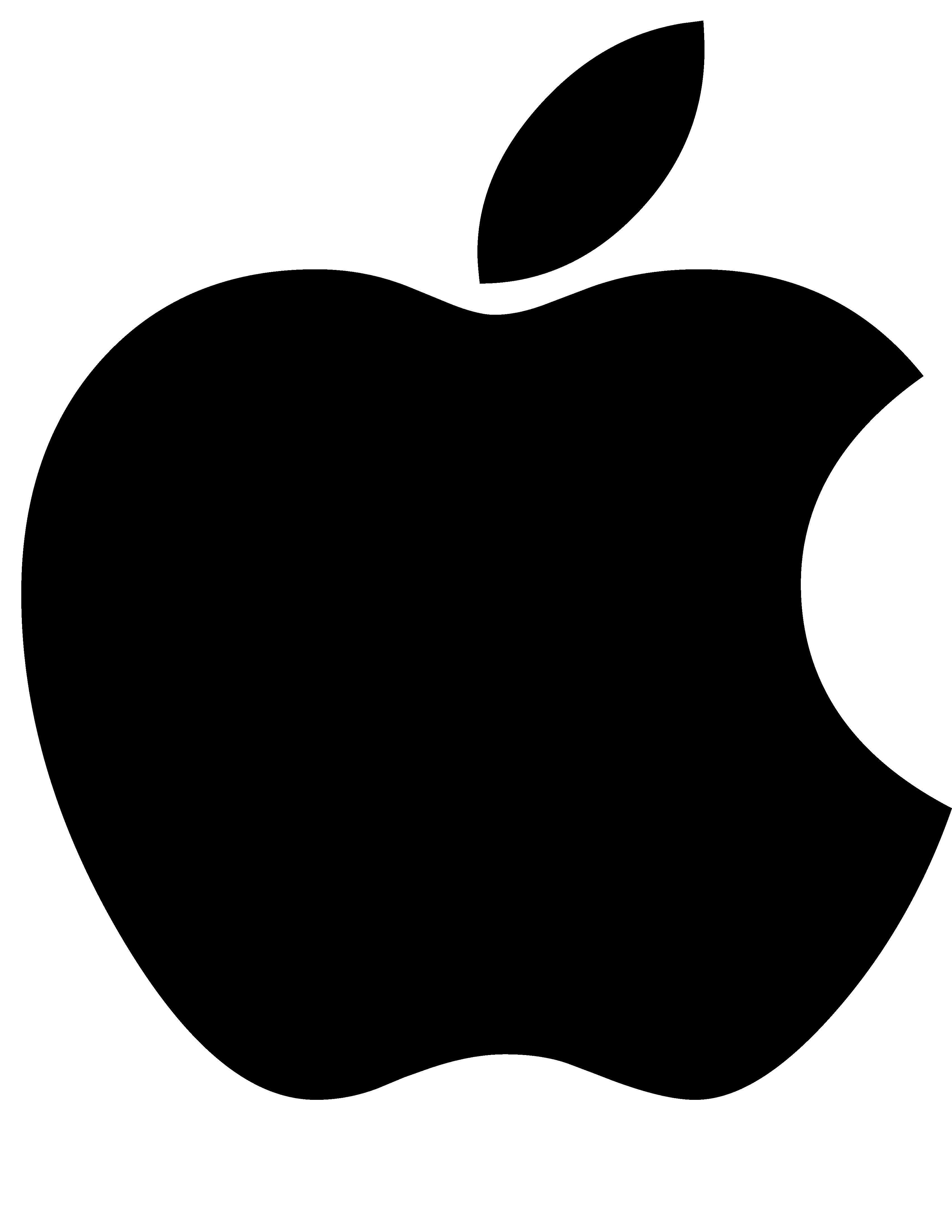 Apple Iphone Clipart Apple Sign.