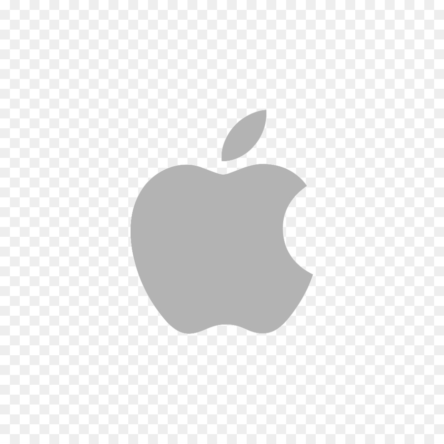 Black Apple Logo png download.