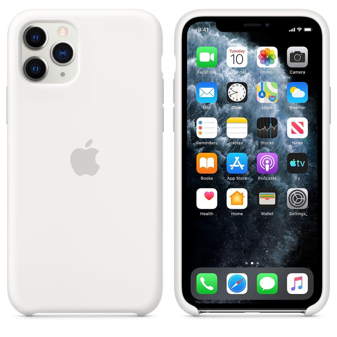iPhone 11 Pro Silicone Case.