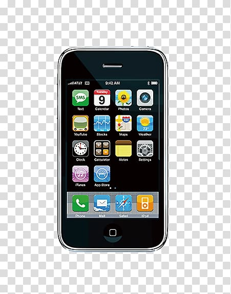 IPhone 3GS iPhone 4S, Apple IPHONE mobile phone transparent.