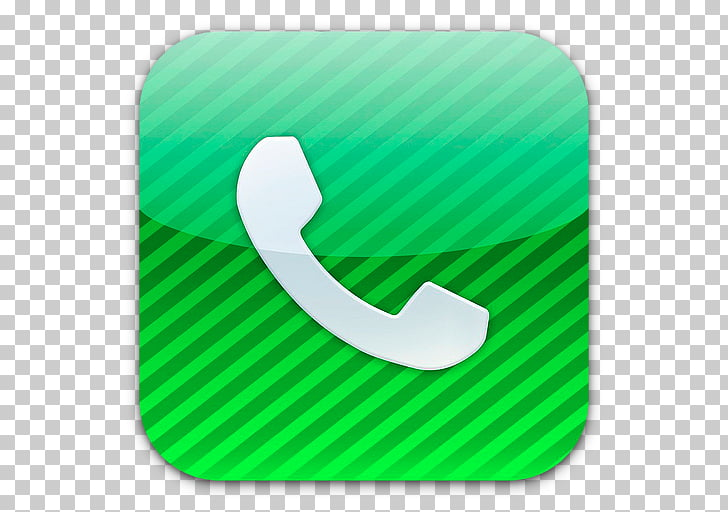 IPhone iOS 6 Telephone, phone icon PNG clipart.
