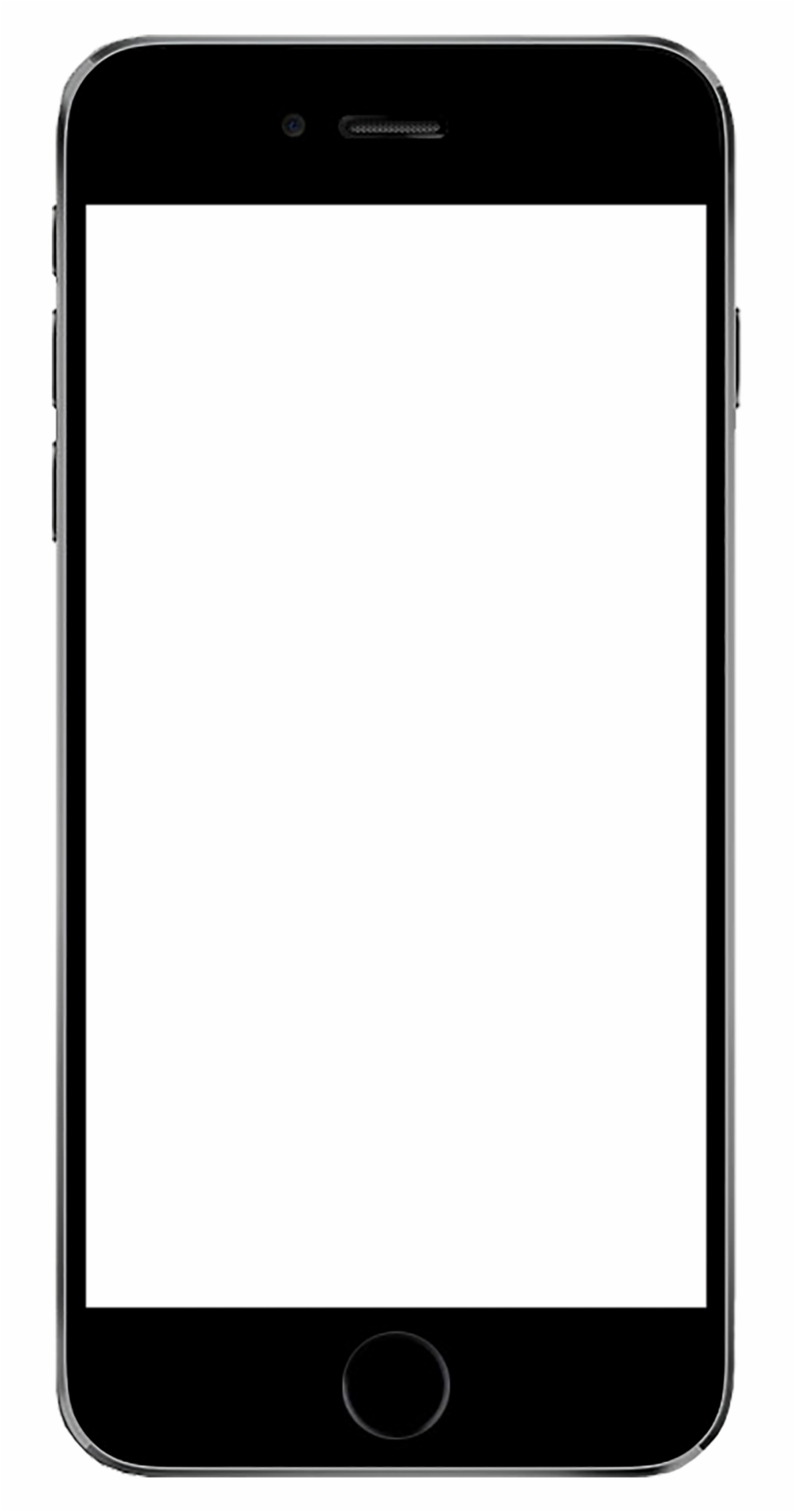 White Iphone 4 Png.