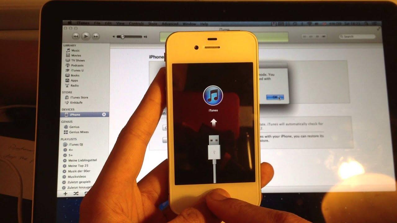 FIX: iPhone rebooting or stuck on Apple / iTunes Logo.