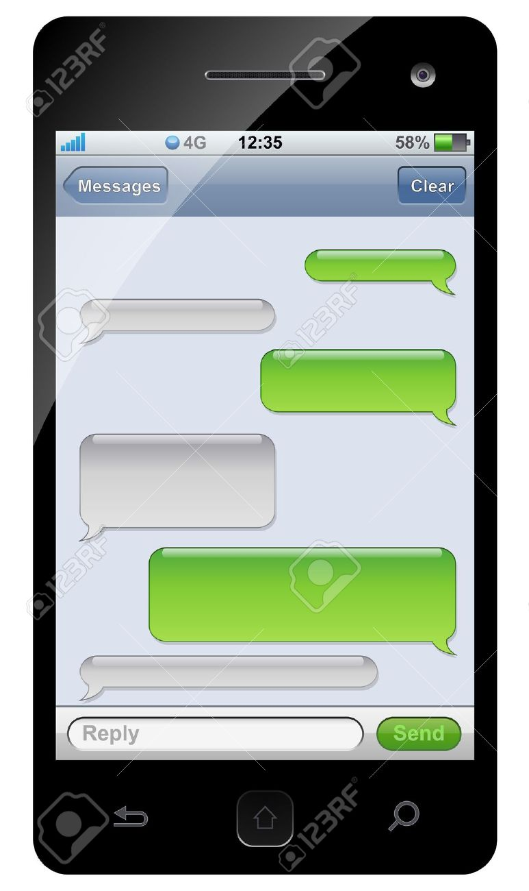 Free IPhone Text Cliparts, Download Free Clip Art, Free Clip.