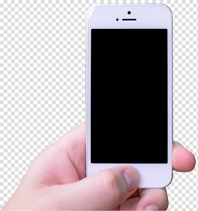 IPhone s, silver iPhone s transparent background PNG clipart.