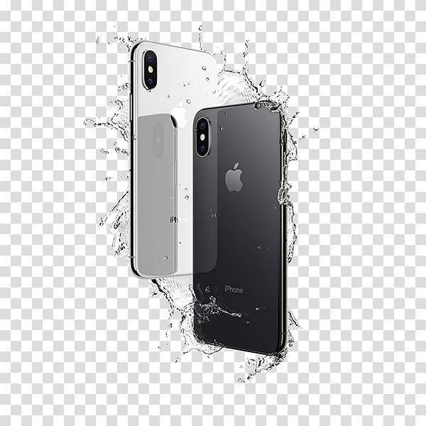 Two iPhone X\'s, iPhone 4 iPhone 8 iPhone 7 iPhone 6S Apple.