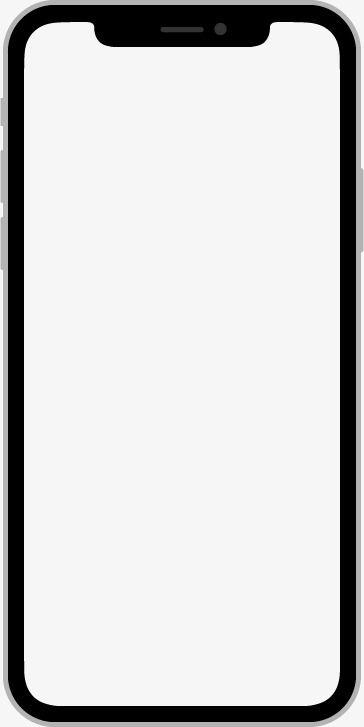 Iphonex Mockup, Iphonex, X, Iponex PNG Transparent Clipart.