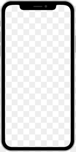 iphone x clipart frame #2
