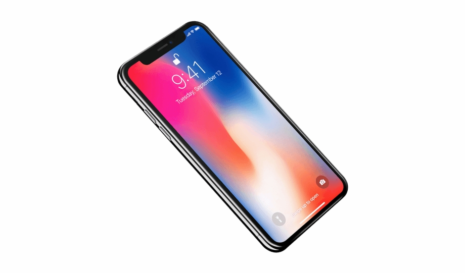 Iphone X Mockup With Transparent Back Samsung Galaxy.
