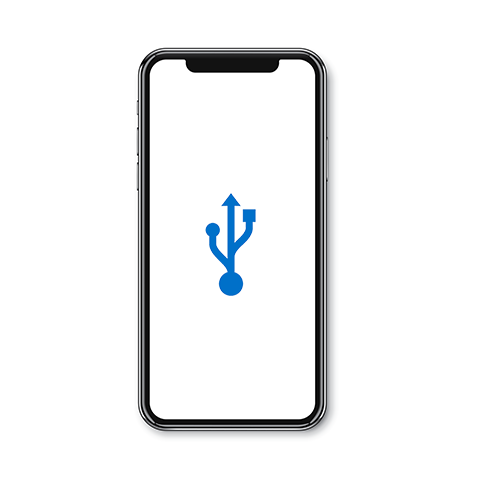 Iphone x dock download free clipart with a transparent.